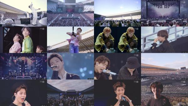 [TV-Variety] BTS'LOVE YOURSELF: SPEAK YOURSELF' at 大阪 全曲ノーカット版 (2021.02.28)