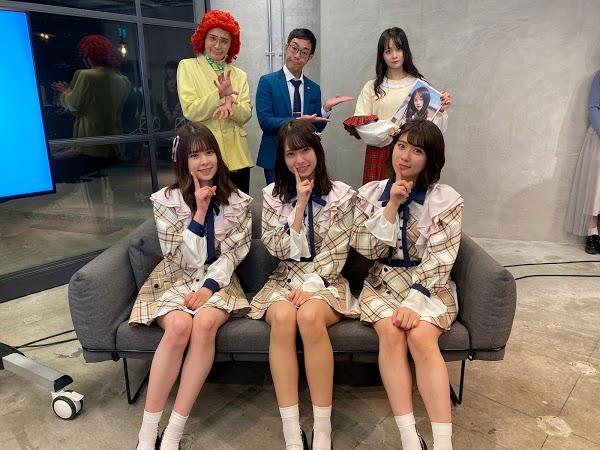 [TV-Variety] 210228 AKB48 チーム8のナイショ哲学 ep01