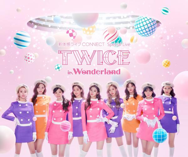[TV-SHOW] TWICE in Wonderland 新体感ライブ CONNECT Special Live (Japan) (2020.03.06) (WEBRIP)