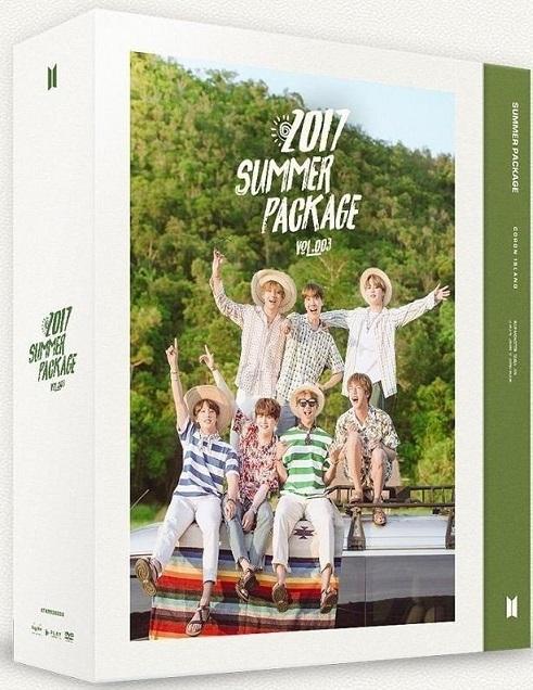 [MUSIC VIDEO] BTS 방탄소년단 – 2017 SUMMER PACKAGE VOL.3 (2017.08.22/MP4/RAR) (DVDVOB)