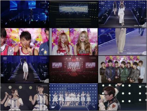 [TV-Variety] TOKYO GIRLS COLLECTION – TOKYO GIRLS COLLECTION 2016 AUTUMN WINTER (FujiTV NEXT 2016 10 28)