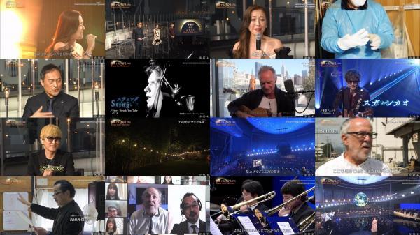 [TV-Variety] 音楽で心をひとつに~Music for Tomorrow~ (2021.03.27)