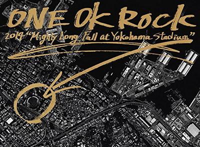 """[TV-SHOW] ONE OK ROCK 2014″Mighty Long Fall at Yokohama Stadium"""" (2015.04.29) (BDISO)"""