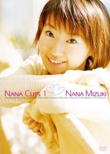 [MUSIC VIDEO] 水樹奈々 – NANA CLIPS 1 (2003.01.22/MP4/RAR) (DVDRIP)