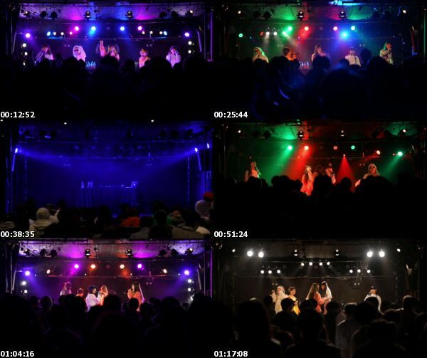 [TV-Variety] lyrical school oneman live tour 2021 @伏見 (2021.04.18)
