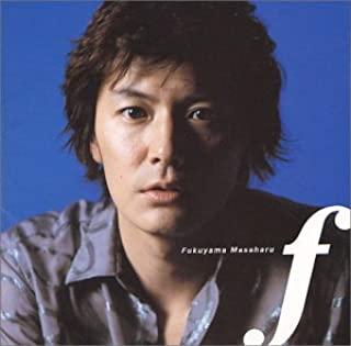 [Album] 福山雅治 (Masaharu Fukuyama) – f [MP3 320 / WEB]