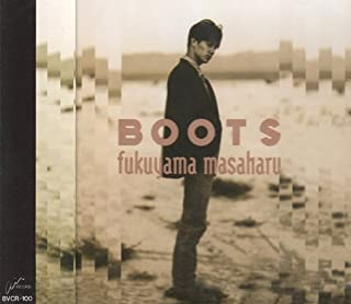 [Album] 福山雅治 (Masaharu Fukuyama) – BOOTS [MP3 320 / WEB]