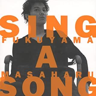 [Album] 福山雅治 (Masaharu Fukuyama) – SING A SONG [MP3 320 / WEB]