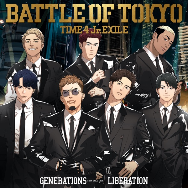 [Single] GENERATIONS from EXILE TRIBE – LIBERATION (2021.04.19/MP3+Flac/RAR)