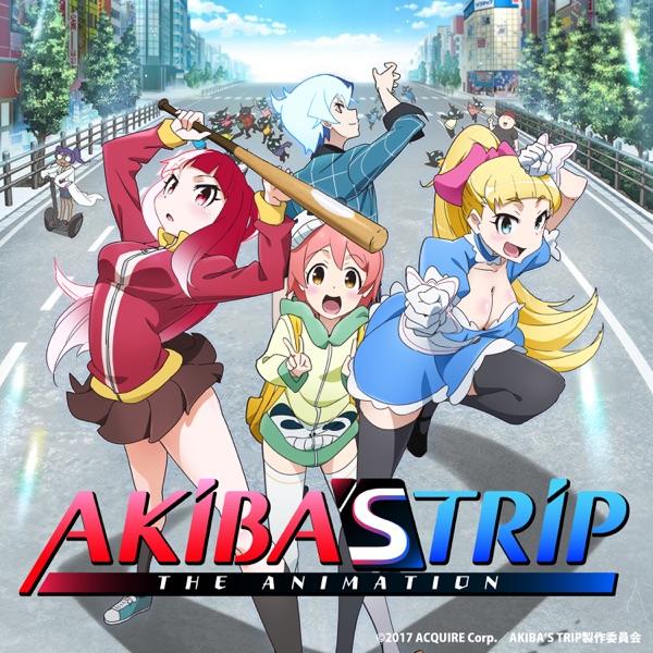 [Album] AKIBA'S TRIP -THE ANIMATION- オリジナルサウンドトラック (2021.04.08/MP3/RAR)