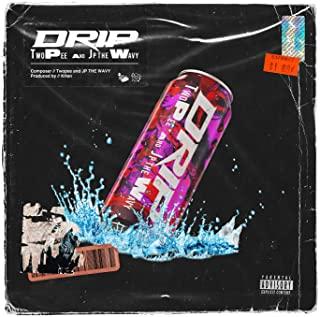 [Single] JP THE WAVY & TWOPEE – DRIP [MP3 320 / WEB]