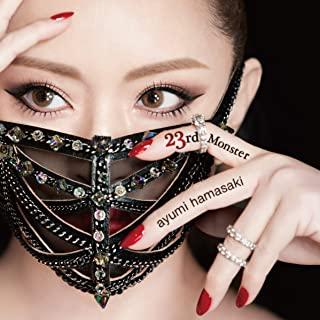 [Single] 浜崎あゆみ (Ayumi Hamasaki) – 23rd Monster [FLAC 24bit + MP3 320 / WEB]