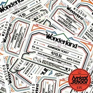 [Album] lyrical school – Wonderland [MP3 320 / WEB]