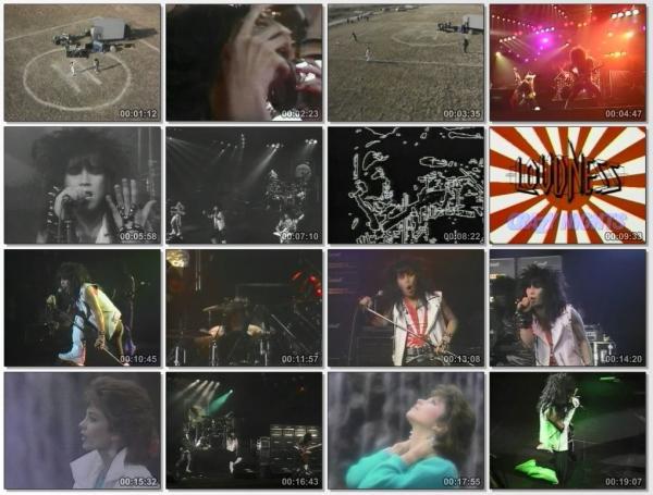 [TV-Variety] ラウドネス – Thunder In The East ~ Vol. I & II (1985) (DVDVOB)