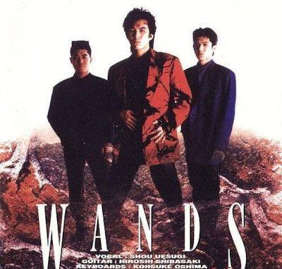 [Single] WANDS – WANDS [MP3 320 / CD]