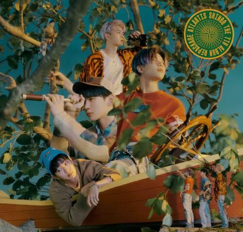 [Album] SHINee – Atlantis – The 7th Album Repackage [FLAC + MP3 320 / WEB]