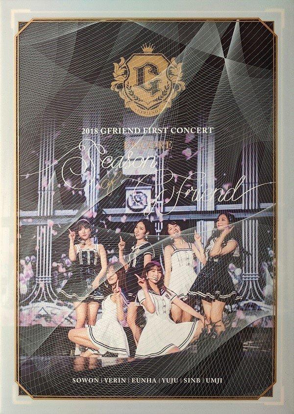 [TV-SHOW] GFRIEND 여자친구 – GFRIEND Encore Concert 2018 'Season Of GFRIEND' (2019.03.15) (BDRIP)