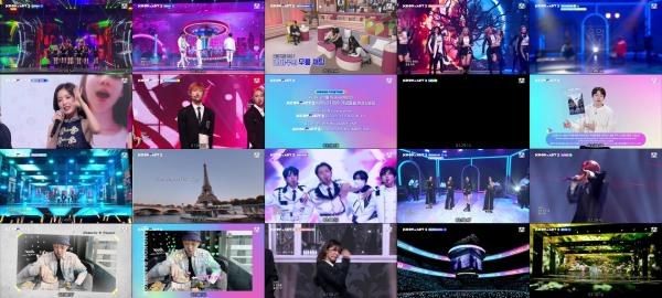 [TV-Variety] Live Broadcast! KCON:TACT 3 WORLD TOUR (2021.04.22)