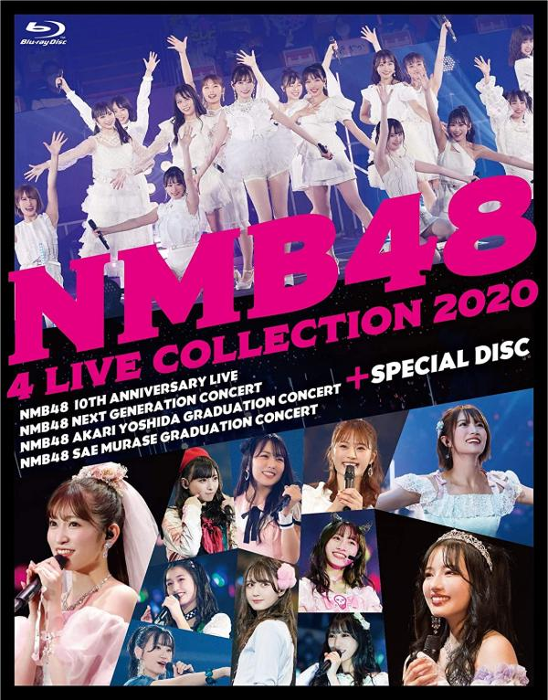 [TV-SHOW] NMB48 4 LIVE COLLECTION 2020 (2021.03.19) (BDISO)
