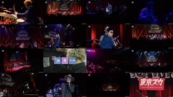 "[TV-Variety] SPACE SHOWER TV & TOKYO SKA PARADISE ORCHESTRA ""LIVE with YOU""~TOKYO SKA JAM 9+~ (2021.04.24)"