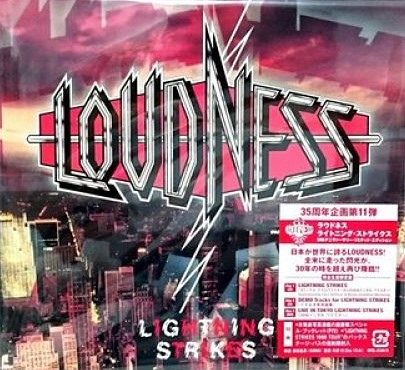 [TV-SHOW] ラウドネス – Live In Tokyo Lightning Strikes ~ 30th Anniversary Limited Edition (2016) (DVDVOB)