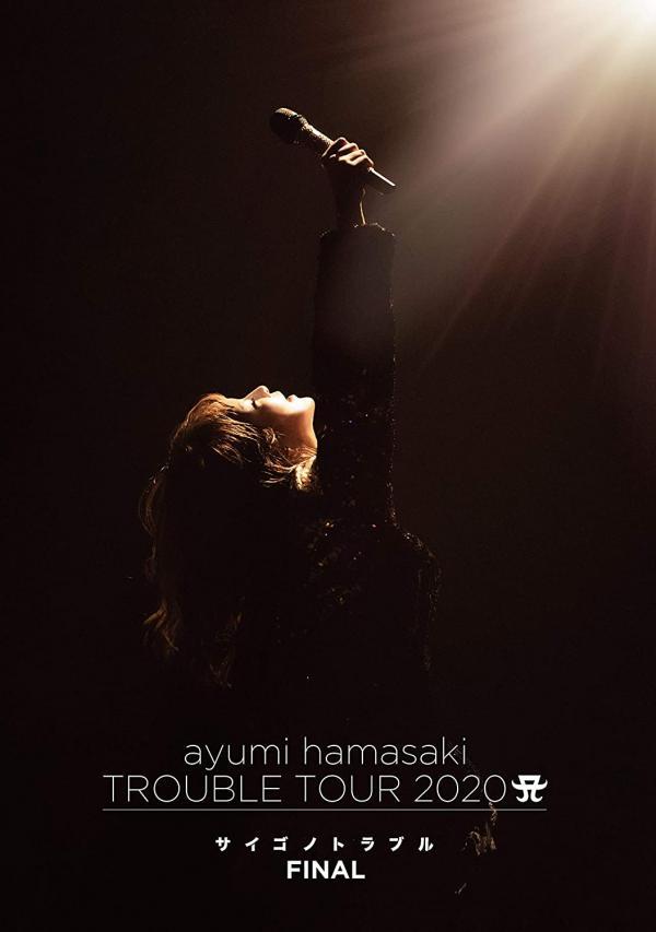 [TV-SHOW] 浜崎あゆみ – ayumi hamasaki TROUBLE TOUR 2020 A(ロゴ) ~サイゴノトラブル~ FINAL (2021.01.27) (BDISO)