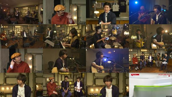 [TV-Variety] wacci Special Live -Love Song Selection- (2021.04.05)