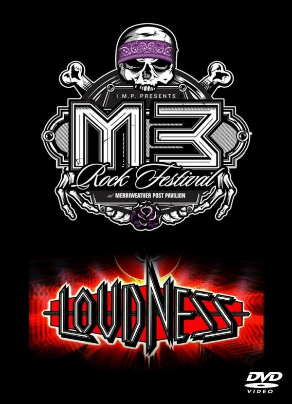 [TV-SHOW] ラウドネス – M3 Rock Festival (2012.05.12)