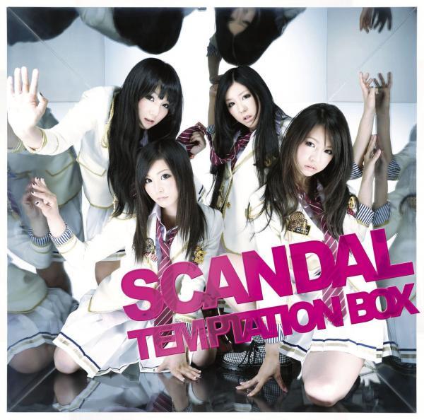 [Album] SCANDAL – TEMPTATION BOX [FLAC / 24bit Lossless / WEB] [2010.08.11]