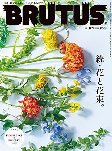 [雑誌] BRUTUS (ブルータス) 2021年06月01日号