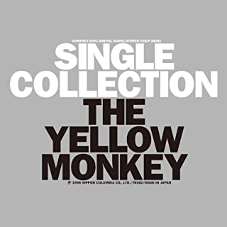[Album] THE YELLOW MONKEY – SINGLE COLLECTION (Remastered) [MP3 320 / WEB]