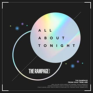 [Single] THE RAMPAGE from EXILE TRIBE – ALL ABOUT TONIGHT [FLAC 24bit + MP3 320 / WEB]