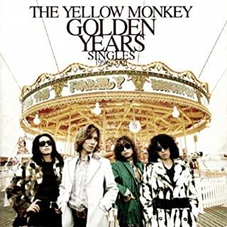 [Album] THE YELLOW MONKEY – GOLDEN YEARS Singles 1996-2001(Remastered) [MP3 320 / WEB]