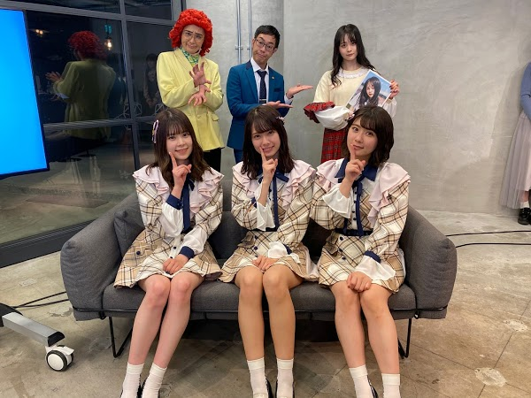 [TV-Variety] 210516 AKB48 チーム8のナイショ哲学 ep06