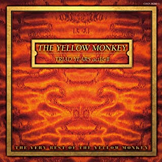 [Album] THE YELLOW MONKEY – Triad Years Act I & II : The Very Best of the Yellow Monkey (Remastered) [MP3 320 / WEB]