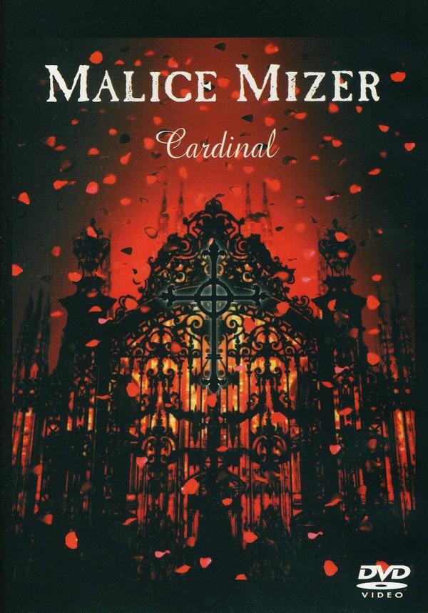 [TV-SHOW] MALICE MIZER – Cardinal (2002.02.06) (DVDISO)