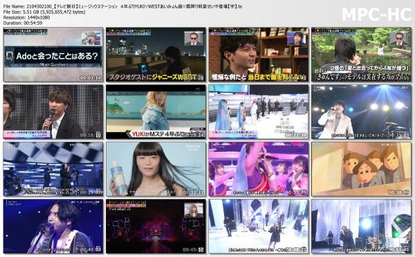 [TV-Variety] Music Station (2021.04.30)