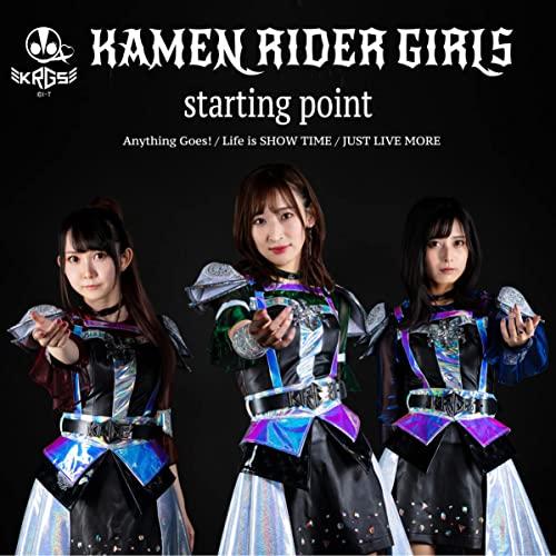 [Album] KAMEN RIDER GIRLS – starting point/Life is SHOW TIME/JUST LIVE MORE (2021.05.20/MP3/RAR)