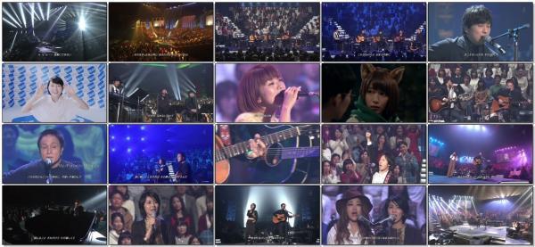 [TV-Variety] 小田和正 – クリスマスの約束2017 (2007.12.25)
