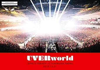 [TV-SHOW] UVERworld KING'S PARADE at Yokohama Arena 2018.12.21 (2019.07.10) (BDREMUX)