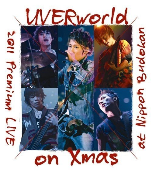 [TV-SHOW] UVERworld – UVERworld 2011 Premium LIVE on Xmas (2012.05.02) (BDISO)
