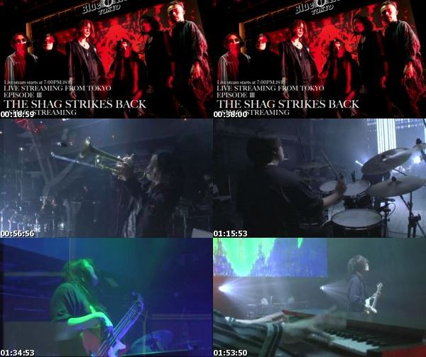 [TV-Variety] SUGIZO;s SHAG – LIVE STREAMING FROM TOKYO EPISODE III ~THE SHAG STRIKES BACK~ (2021.05.20)