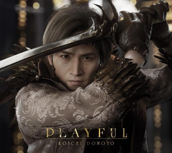 [Album] 堂本光一 – Playful (2021.06.02/MP3/RAR)