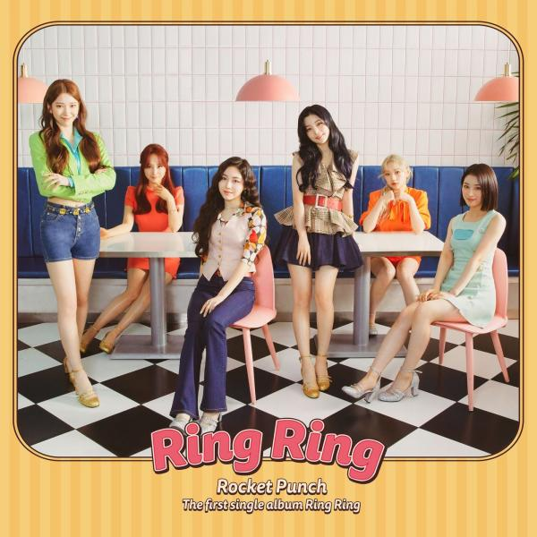 [Single] Rocket Punch (로켓펀치) – Ring Ring [FLAC + MP3 320 / WEB] [2021.05.17]