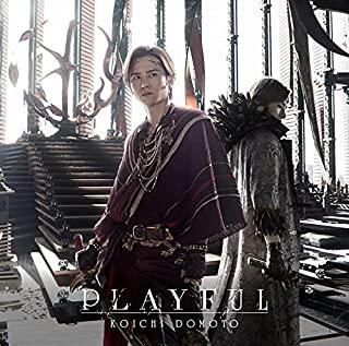 [Album] 堂本光一 (Koichi Domoto) – PLAYFUL [FLAC + MP3 320 / CD]