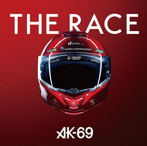 [Album] AK-69 – The Race [FLAC + MP3 320 / WEB]