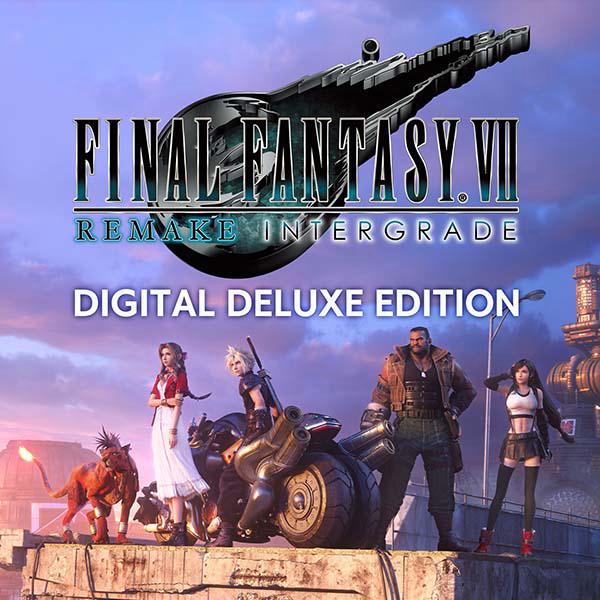 [Album] FINAL FANTASY VII REMAKE INTERGRADE Digital Mini Soundtrack (2021.06.12/MP3/RAR)