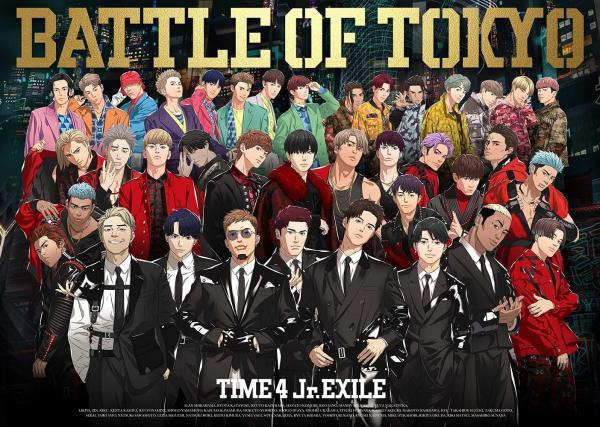 [Single] BATTLE OF TOKYO TIME4 Jr.EXILE [FLAC 24bit + MP3 320 / WEB]
