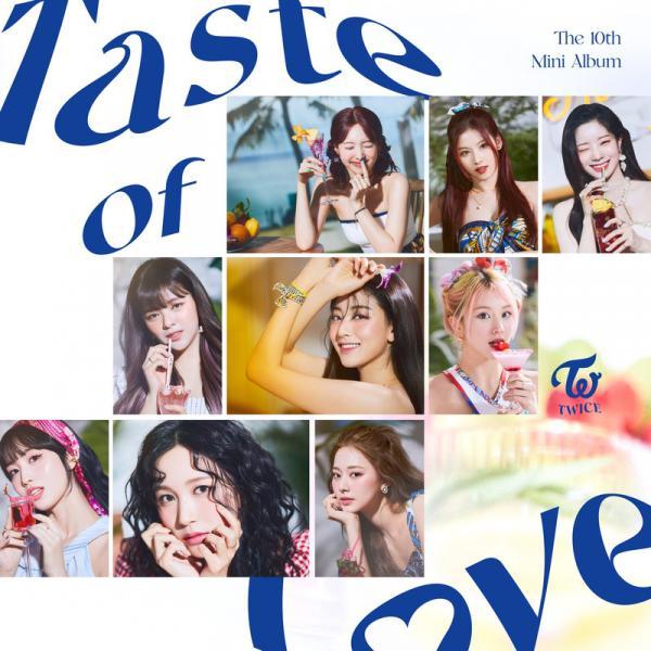 [Single] TWICE – Taste of Love (2021.06.12/MP3/RAR)