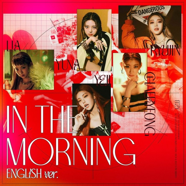 [Single] ITZY – In the morning (English Ver.) [FLAC + MP3 320 / WEB] [2021.05.14]